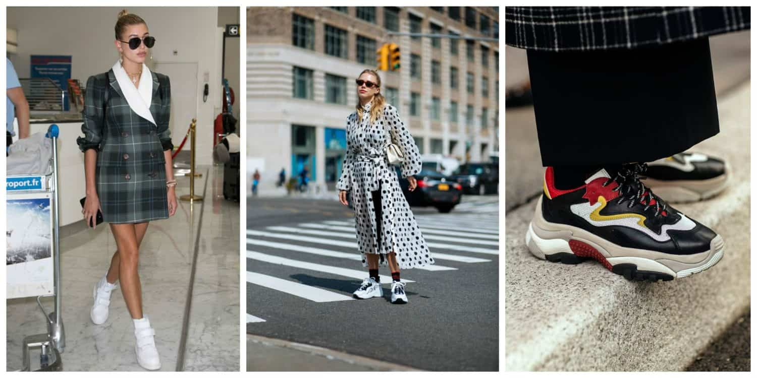 Why Chunky Sneakers Are Actually For Everyone? - The