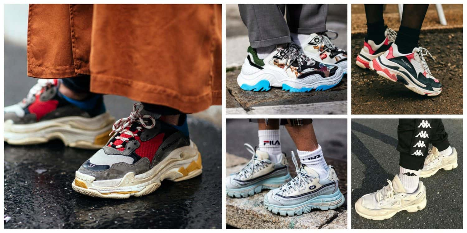 6d216ab2e14 Why Chunky Sneakers Are Actually For Everyone  – The Fashion Tag Blog