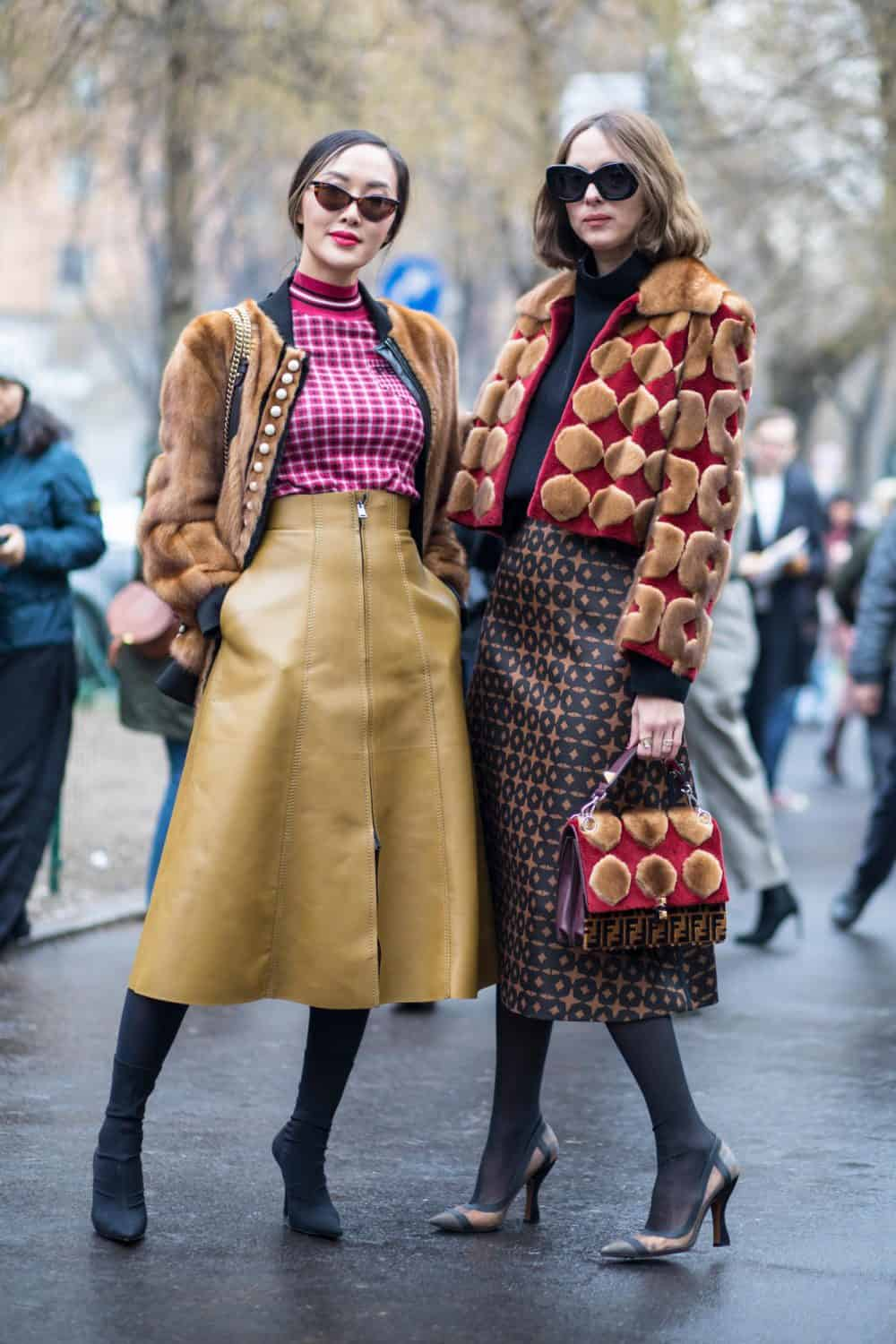 Fashion Week STREET STYE Fall 2018: Are You Also Obsessed