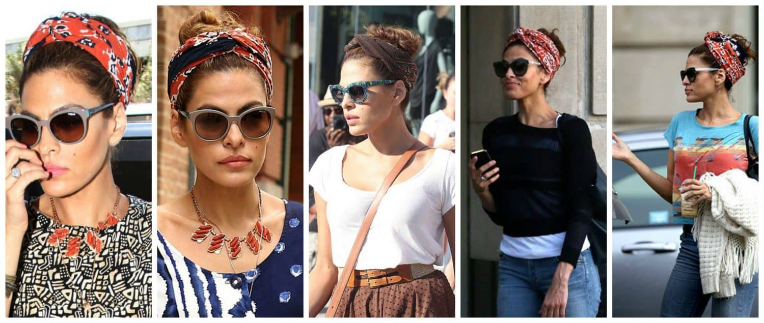 Fashion style How to head wear scarf fashion for girls