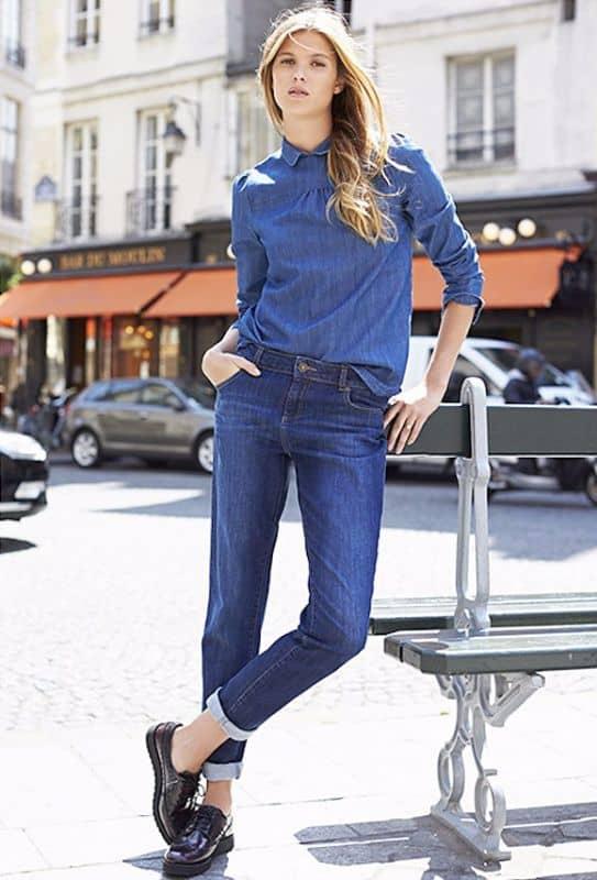 street-style-denim-shirt-11.jpg (543×800)