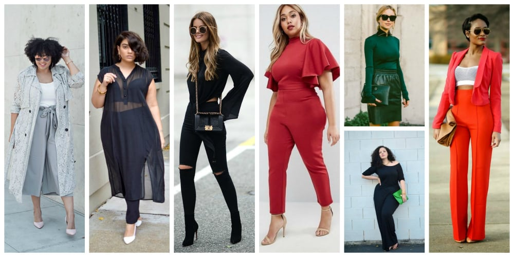 how to dress to make you look slimmer
