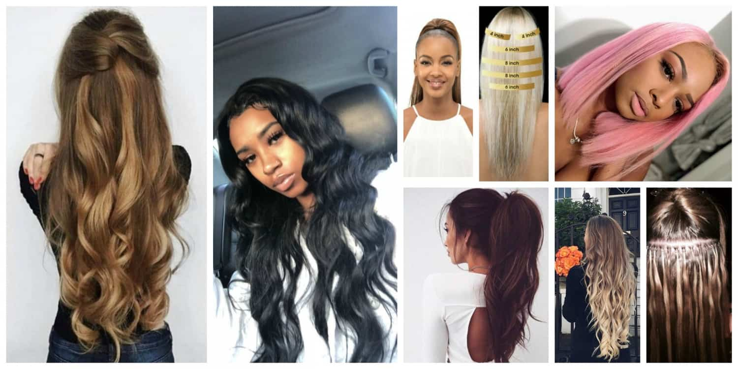 How To Find The Right Hair Extensions The Fashion Tag Blog