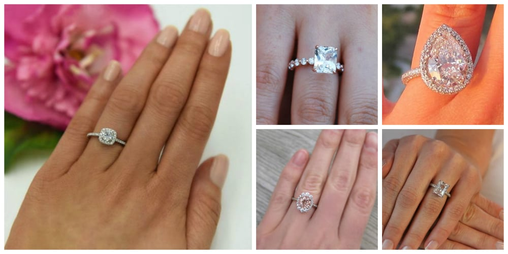 The Biggest Wedding Ring Trends From The Past 10 Years The Fashion