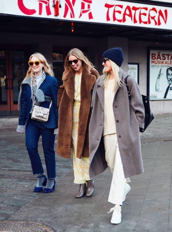 2018 Winter Dress Trends