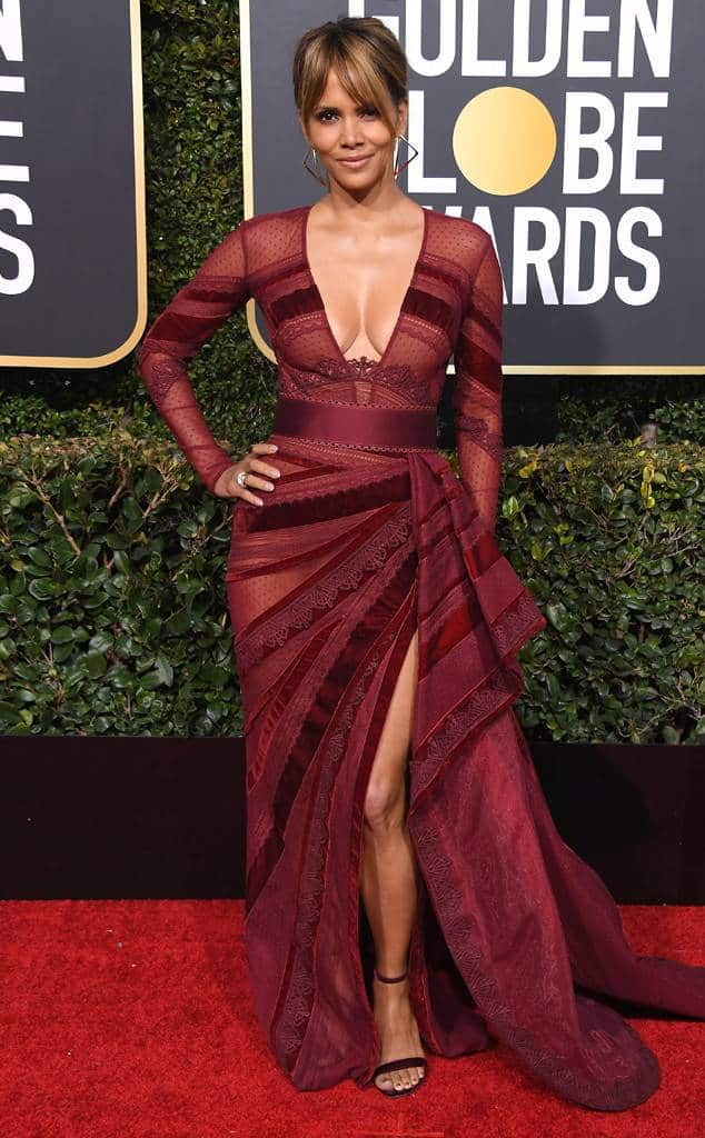 2019 golden globes red carpet best worst dressed the fashion tag blog - Golden globes red carpet ...